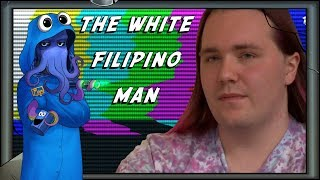 The White Filipino Man That Claims To Be Trans Race