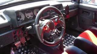 видео Тюнинг ВАЗ 2109 своими руками, фото тюнинга салона, двигателя, доработки ВАЗ 2109