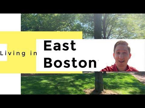 Living In East Boston Massachusetts | Tour This Amazing Neighborhood!