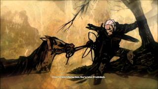 The Witcher 2: Geralt's memory