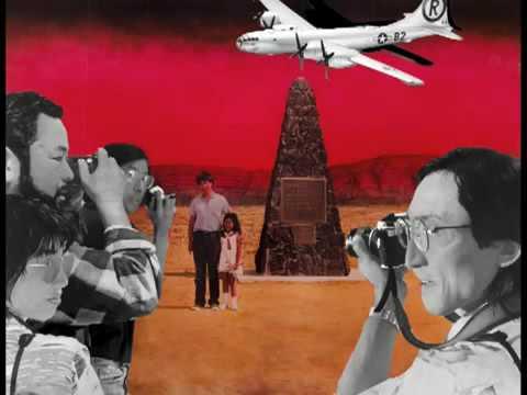 UMFA's Desert Secrets featuring art by Patrick Nagatani