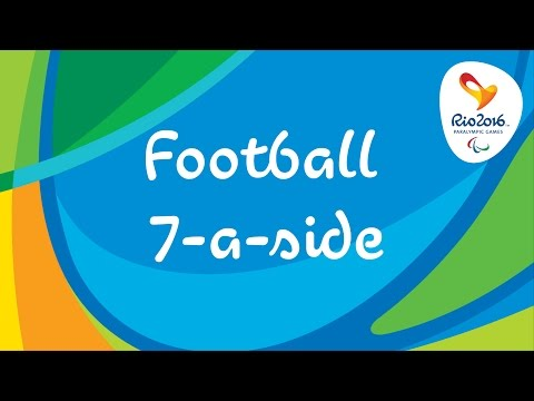 Rio 2016 Paralympic Games   Football 7-a-side Day 1