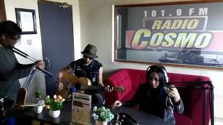 Cokelat -  Cinta Matiku (Live Accoustic di Radio Cosmo Bandung)