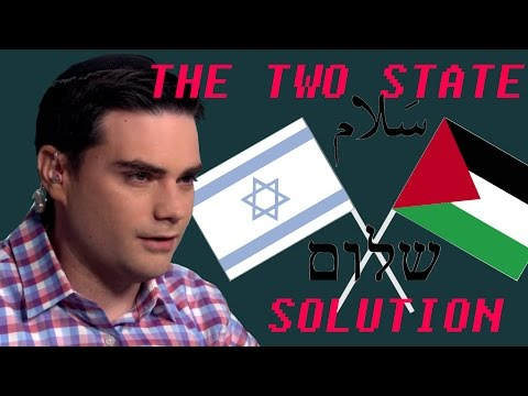 Ben Shapiro TEARS DOWN The Two-state Solution