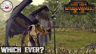 Which Ever? - Total War Warhammer 2 - Online Battle 228