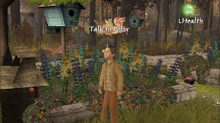 The Spiderwick Chronicles (PC game) (19/19): Sprites Gardens & Ending