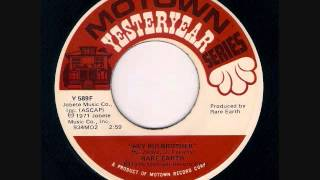 Rare Earth - Hey Big Brother (1972)