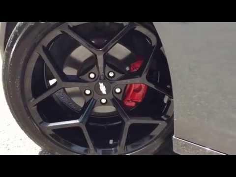 Chevy Camaro Wheels, Houston Tx