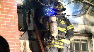2nd Alarm, Pizza Shop Fire; North Whitehall, PA.