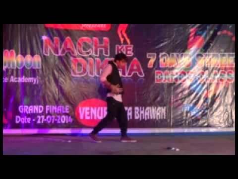 Akshay pal song dance by saif
