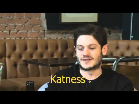 Iwan Rheon Interviewed in Welsh  (Translated)