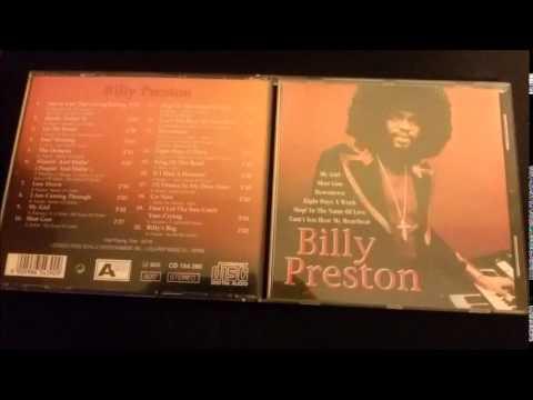 Billy Preston - 12 Can't You Hear My Heartbeat (HQ)