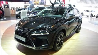 2019 Lexus NX 300h AWD Exterior and Interior - Auto Show Brussels 2019