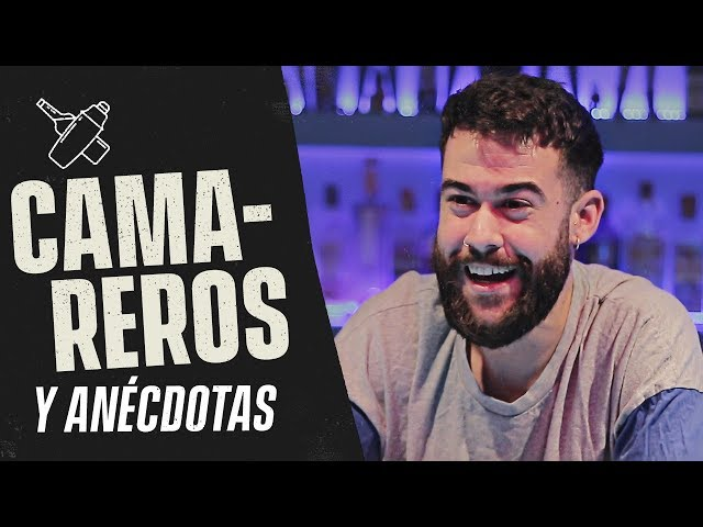 ANÉCDOTAS DE CAMAREROS