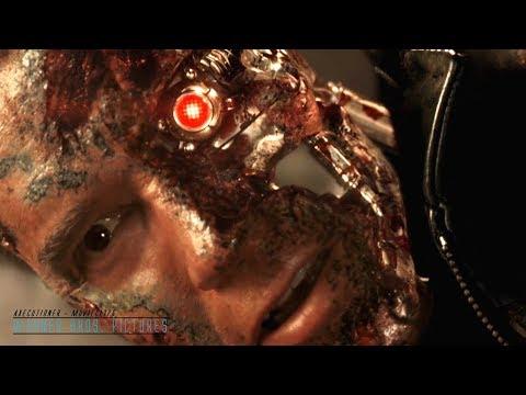 Terminator: Rise Of The Machines |2003| Fight Scenes [Edited]