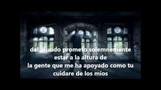 Santaflow-No temeré [Videooficial con letra] (Not Afraid)