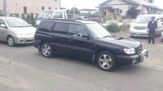 Видео-тест автомобиля Subaru Forester (SF5-011122 1997г)