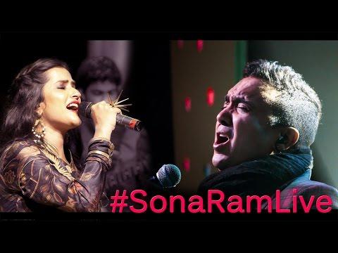 #SonaRamLive Showreel May'17 | Sona Mohapatra | Ram Sampath