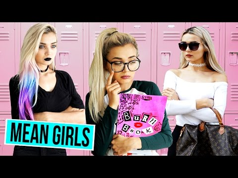 Thumbnail: TYPES OF GIRLS IN HIGH SCHOOL!