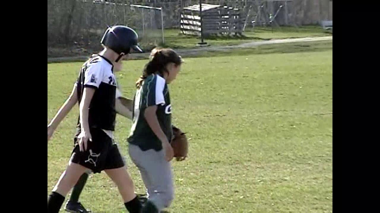 Chazy - Crown Point Softball  5-6-05