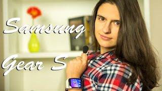 Samsung Gear S: обзор смарт-часов