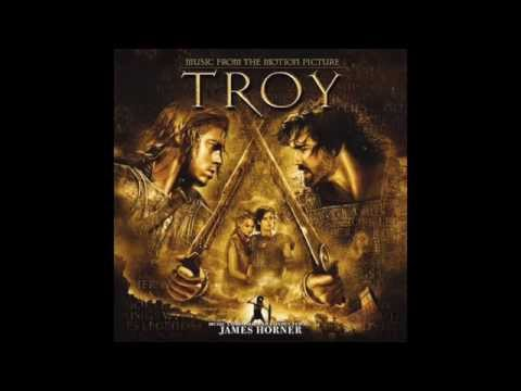 Troy OST - 08. The Trojans Attack