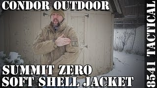 Condor Summit Zero Soft Shell Jacket Review