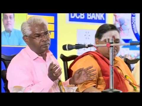 Prof.M.Ramachandran | Hilarious speech | Humour Club International | 34th Anniversary