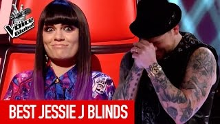 Video The Voice | BEST JESSIE J Blind Auditions download MP3, 3GP, MP4, WEBM, AVI, FLV Juli 2018