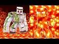 Minecraft Animado #34: DISFARCE DE LAVA !! ( Minecraft Animation )