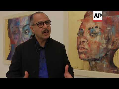Exhibition of Bahrain art opens in London