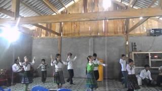 Hmong Church Worship and Dance (3) Hội Thánh H'Mông Múa Ngợi khen Chúa - INTER EVANGELISTIC MOVEMENT
