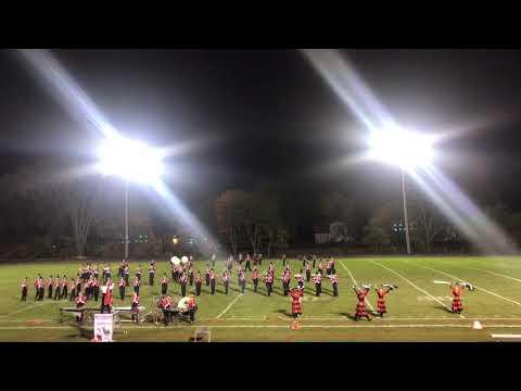 Big Rapids High School Marching Band 2017 - Carmen