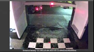Entrance View - Bloomingdale's Burglary 5-13-2015