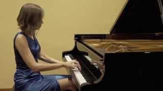 CHRISTIAN SINDING - RUSTLE OF SPRING Op. 33, No.2 - ANNA SUTYAGINA