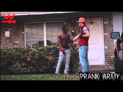 hood-pranks-gone-bad,-knocked-out
