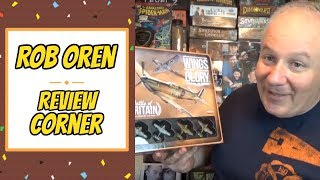 Wings of Glory: WWII - Battle of Britain Starter Set - Review Corner
