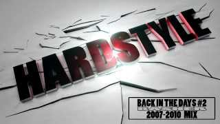 bAsher - Back In The Days #2 (Hardstyle Mix 2006-2010)