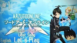 Sword Art Online Lost Song Let