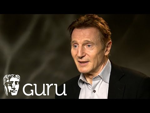 Liam Neeson on playing a CGI character and what he looks for in a script