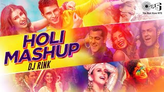 Holi Mashup by DJ Rink | Hindi Holi Song 2021 | Bollywood Holi Dance Song | Holi Special Song