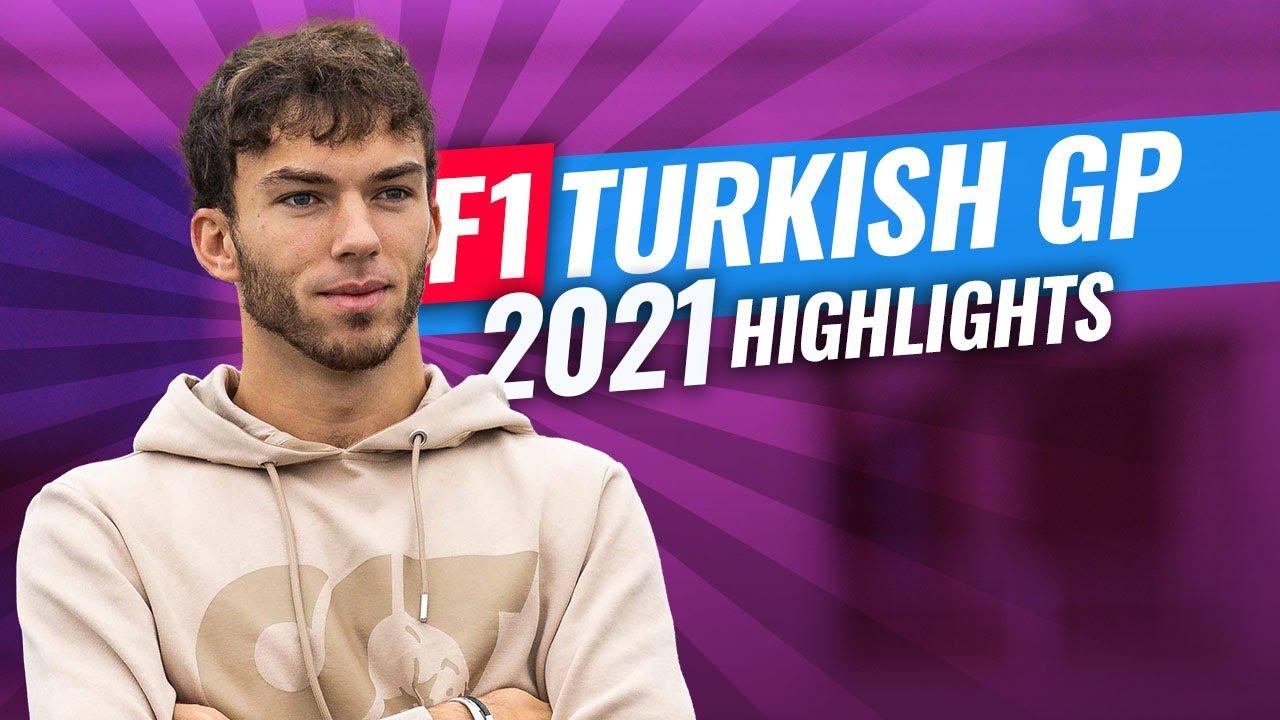 Download Turkish GP 2021 Highlights