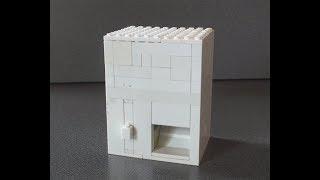 Как сделать автомат для продажи из ЛЕГО - 2 (Самоделки из Лего)