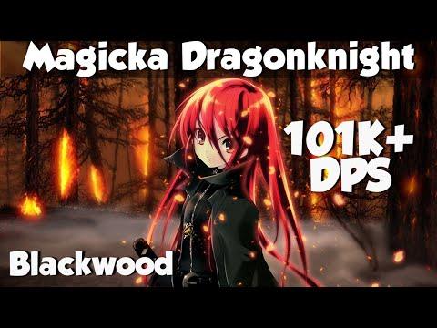 Magicka Dragonknight  