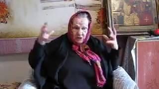 Баба Валя о  кандидате в президенты РФ Грудинине П.Н. (часть1)
