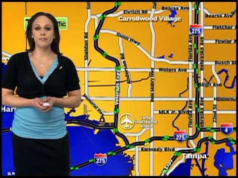Tampa Traffic Report
