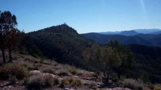 Diamond Point, Tonto National Forest, AZ.