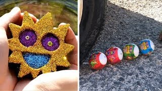 Crushing By car - Soap and Slime Satisfying Videos - ASMR #22