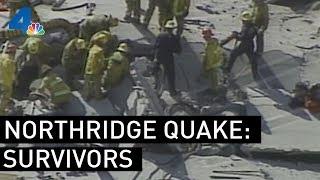 Northridge Earthquake (1994) | Survivors | NBCLA