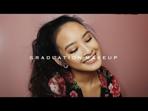 Soft Halo Eye ft. Nubian Palette by Juvia's Place | Graduation Makeup